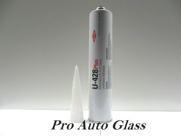DOW U-428 PLUS AUTO GLASS WINDSHIELD URETHANE PRIMERLESS ADHESIVE GLUE