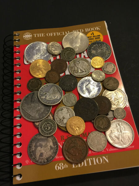 ✯ESTATE SALE LOT OLD US COINS✯ MONEY✯GOLD SILVER✯BIG VALUE COLLECTION 50 YEARS✯