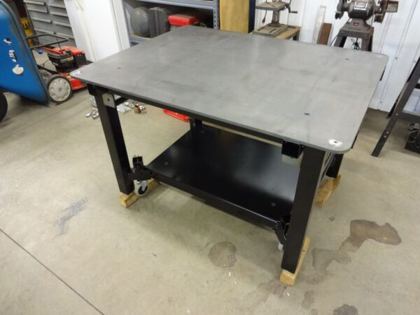 Welding Table Plans - Do it yourself !!!!