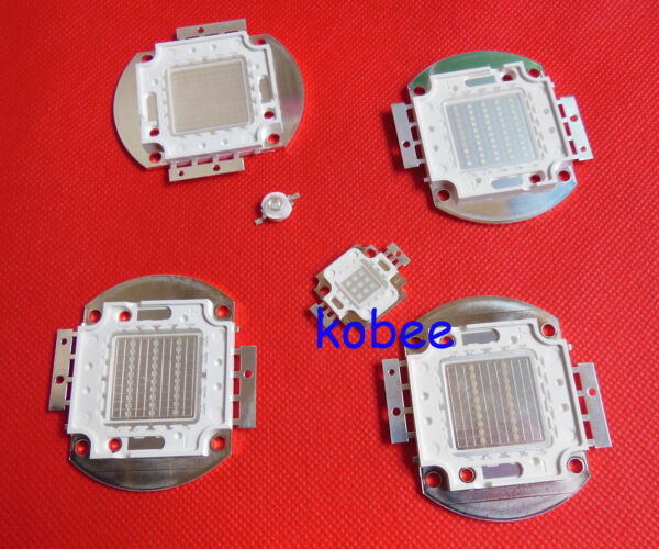 Epistar 3w 10w 20w 30w 50w 100w UV Ultra Violet LED Chip 395 400nm for Aquarium $24.00