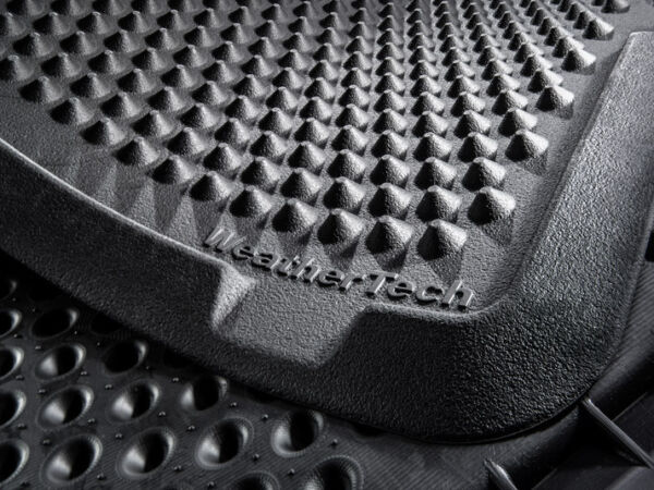 WeatherTech OutdoorMat Heavy Duty Outdoor Mat Scraper edge for debris USA