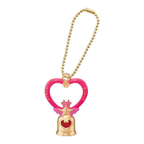 Sailor Moon Sailor Chibi-Moon Twinkle Bell Metal Mascot Key Chain Vol. 3 NEW $7.95