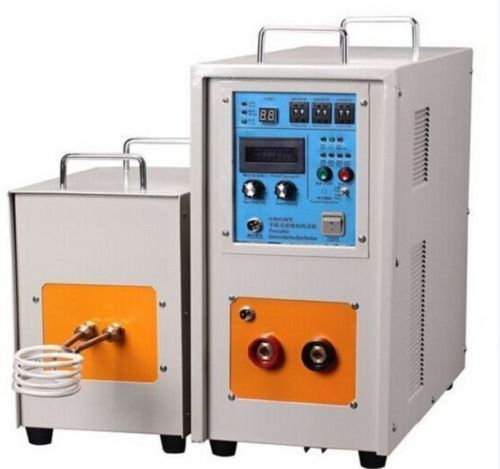 40 KW 30-80 KHz High Frequency Induction Heater Furnace LH-40AB