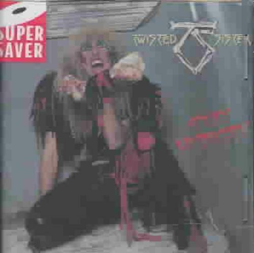 TWISTED SISTER STAY HUNGRY NEW CD