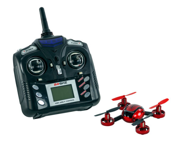 Odyssey Aerocraft Mini Cam 2G RC Rotor-Drone Gyro System with Built in SD Card