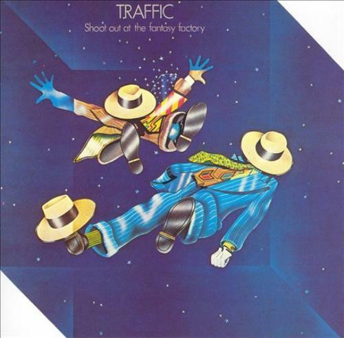 TRAFFIC SHOOT OUT AT THE FANTASY FACTORY REMASTER NEW CD