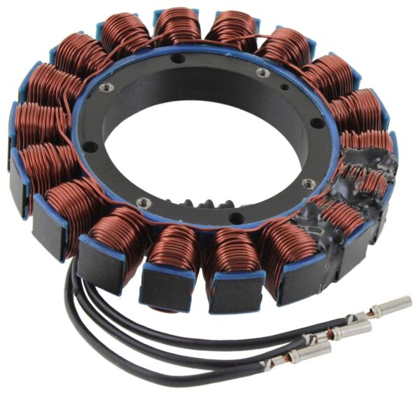 New Hi Temp Harley Stator for Twin Cam 38amp HEAVY DUTY HT Series 30017 01 $58.23