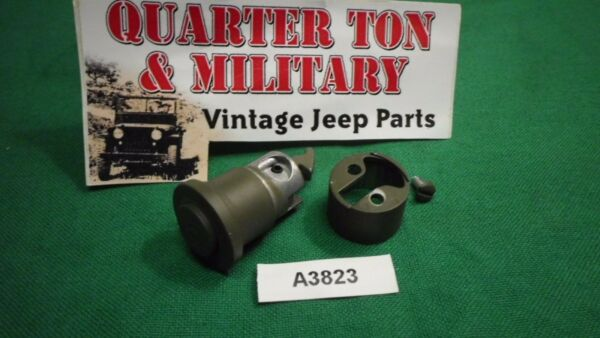 Glove box Button or lock Perfect reproduction A3823 jeep Willys MB GPW M38 M38A1