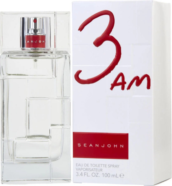 3AM by 3 AM Sean John 3.4 oz 3.3 edt Men Cologne New in Box
