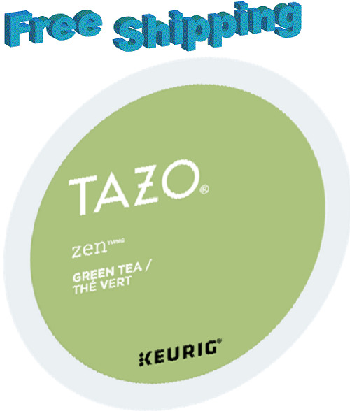 Tazo Zen Green Tea BUY IN BULK & SAVE 192 Count Keurig K-Cups