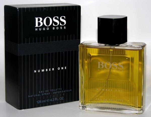 BOSS #1 NO 1 ONE by Hugo 4.2 oz edt for Men Cologne New in Box