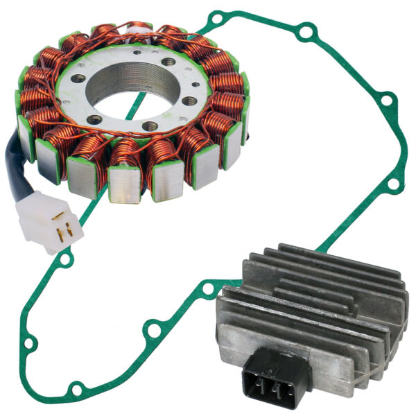 Stator Regulator Rectifier amp; Gasket for Kawasaki Ninja 650R EX650 2006 2011 $60.00