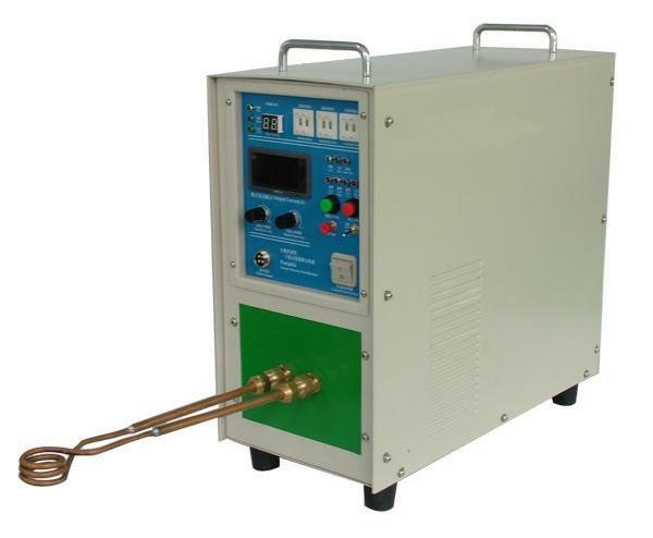 15KW 30~80KHz High Frequency Induction Heater Furnace only 220v