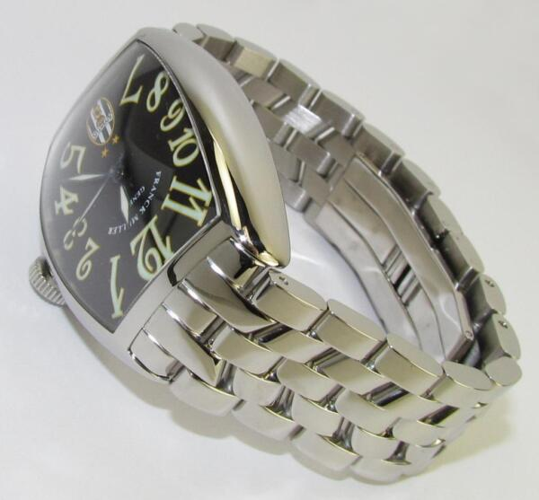 Authentic Franck Muller 5850 Juventus 300 Piece Limited Edition Wrist Watch