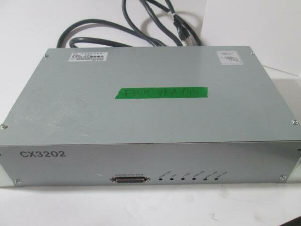 Hitachi Kokusai CX3202 Furnace Gas Controller CX3202A