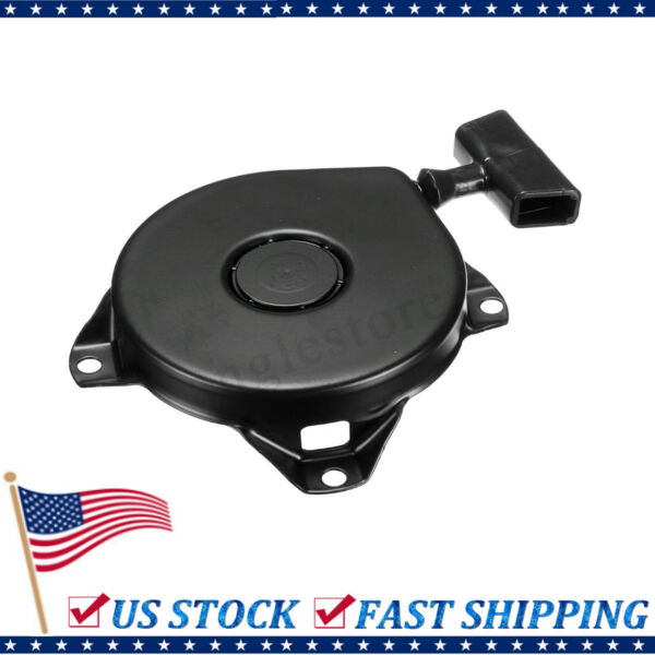 Pull Recoil Starter Assembly For Tecumseh Snowblower Bike 590420A 590706 16575