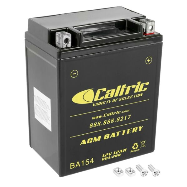 AGM Battery for Arctic Cat 300 2X4 4X4 1998 1999 2000 2001 2002 2003 2004 2005 $42.84
