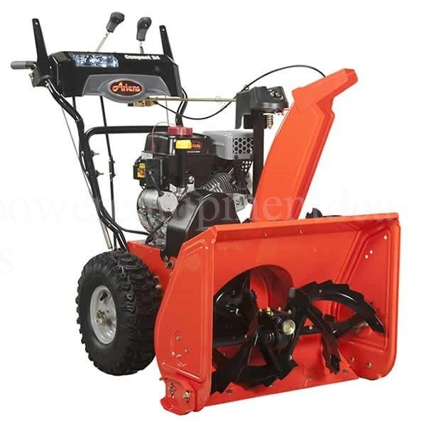 Ariens Compact 24in Two-Stage Electric Start Snow Blower920021
