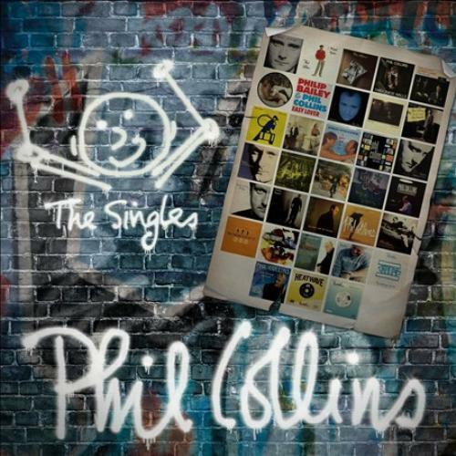 PHIL COLLINS THE SINGLES NEW CD $14.75