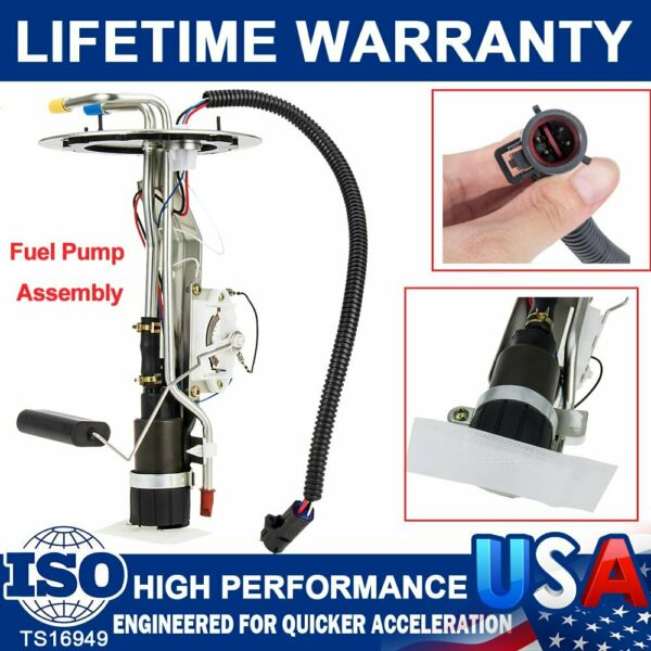 Fuel Pump Assembly For 1999 2000 2001 2002 2003 FORD F150 V8 4.6L 5.4L E2237S US