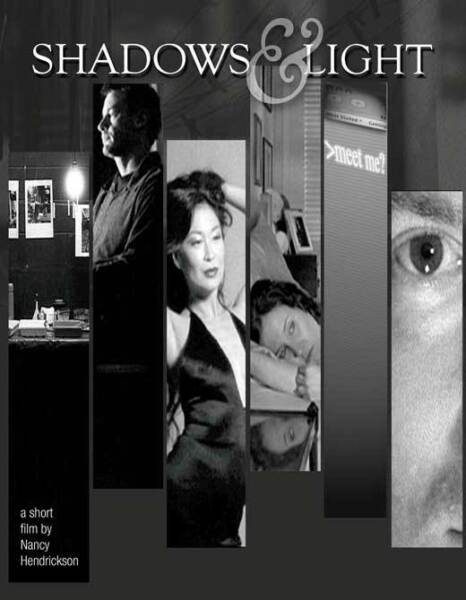 SHADOWS AND LIGHT Movie POSTER 27x40