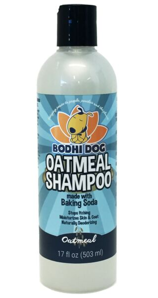 NEW All Natural Pet Oatmeal Shampoo | Hypoallergenic Conditioning and Deodori...