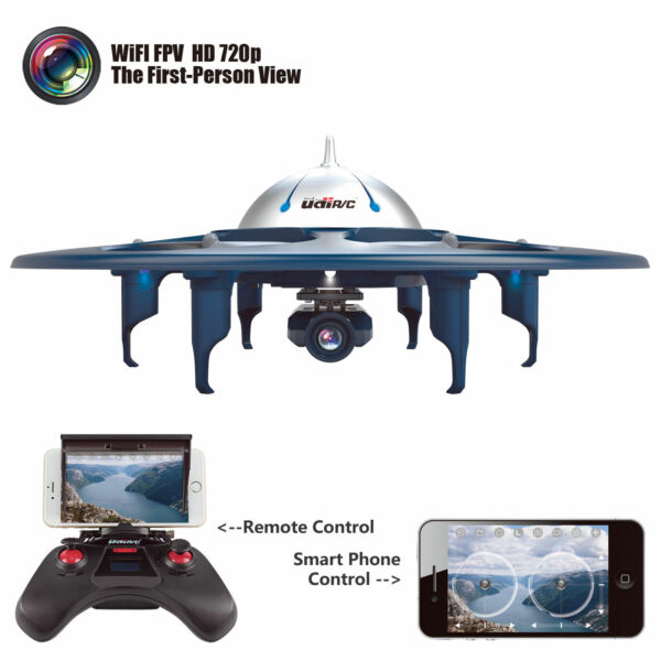 UDI U845 Telephone Remote Control WiFi FPV2.4G RC Quadcopter Dron