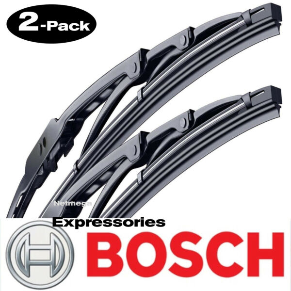 Bosch Direct Connect 40522-40522 OEM Quality Wiper Blade Set (Pair) 22