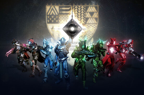 RGC Huge Poster Destiny Age of Triumph PS4 XBOX ONE EXT736 $16.95