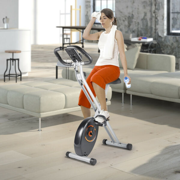 Exercise Bicycle Indoor Stationary Bike Cycling Cardio Gym Workout Fitness LCD $139.99