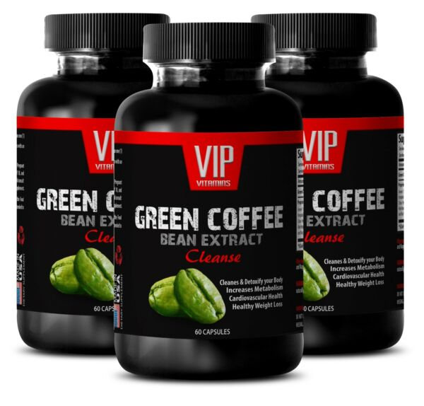 Weight loss for men - GREEN COFFE BEEN EXTRACT - Green coffee original  -3B