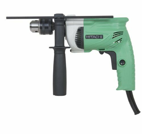 HITACHI DV16VSS 1/2 inch Electric Corded Hammer Drill 5.4 Amp VSR 2-Mode