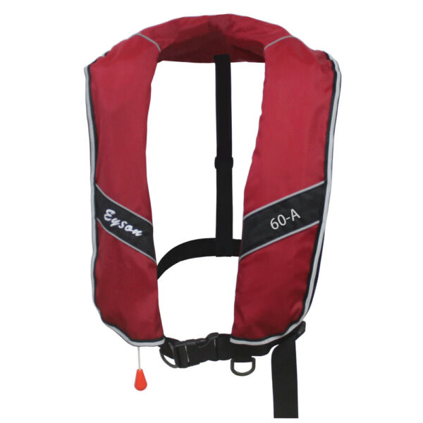 Extra Large Automatic Inflatable Life Jacket Life Vest for Adults 275N Buoyancy