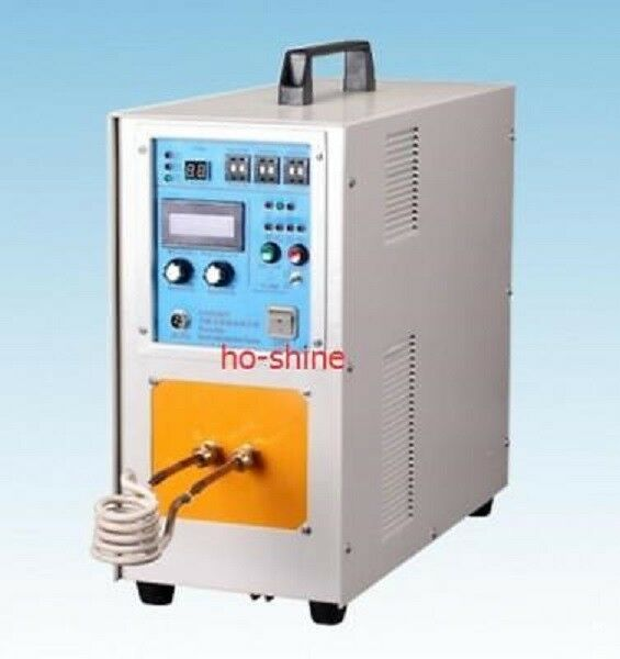 25 KW 30-80 KHz High Frequency Induction Heater Furnace LH-25 A