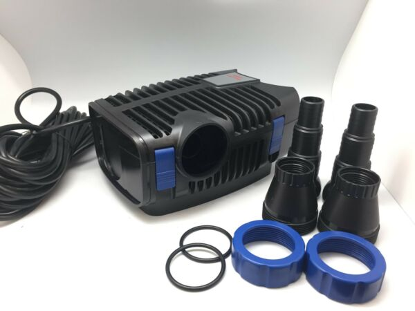 *GRECH CTP 3800 20W AQUARIUM ADJUSTABLE ECO POND KOI PUMP 950GPH 9.5FT HEAD MAX* $45.99
