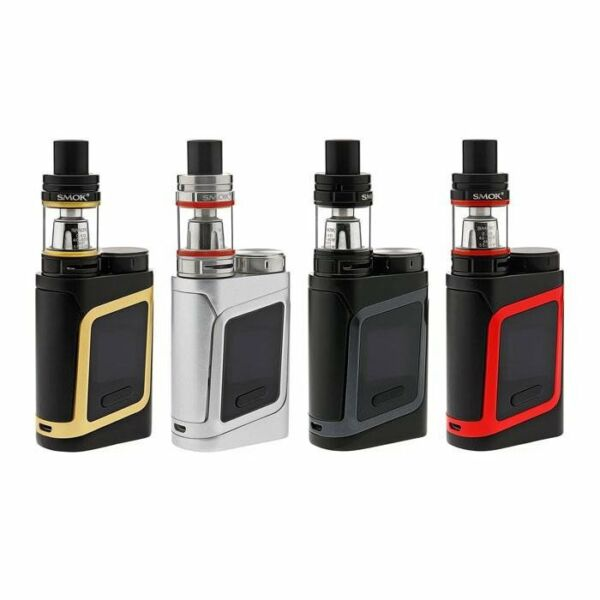 100% AUTHENTIC SMOK AL85 Alien Mini Mod + TFV8 Baby Cloud Beast Starter Kit -USA