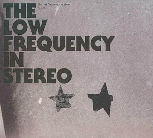 THE LOW FREQUENCY IN STEREO - FUTURO * NEW CD