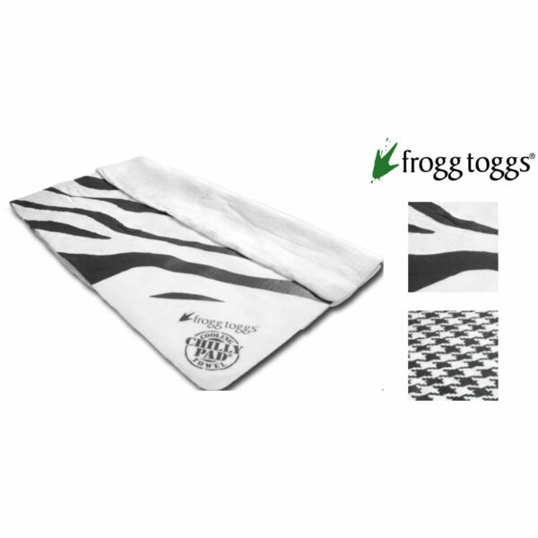 Frogg Toggs The Chilly Pad Hot Pattern Cooling Towel $12.99