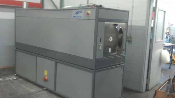 MRL 300mm 3 Zone Single Tube Semiconductor Furnace