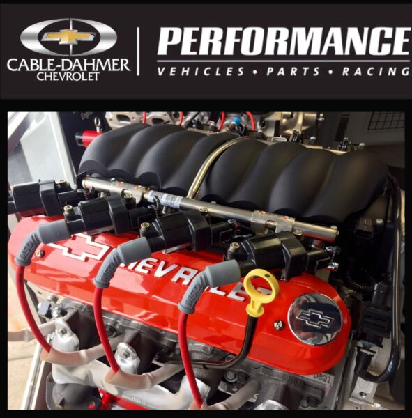 GM Performance Parts Deluxe Package LS3 6.2L 376 ci  430 HP Engine 19370416