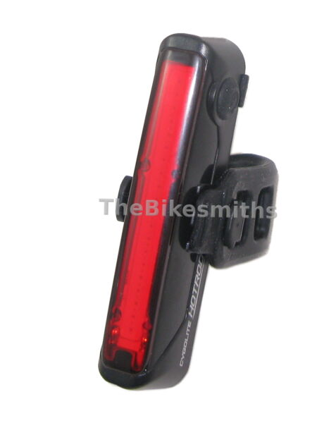 Cygolite Hotrod 50 Rear Bike Safety Light USB Rechargeable Flashing Red LED $27.50