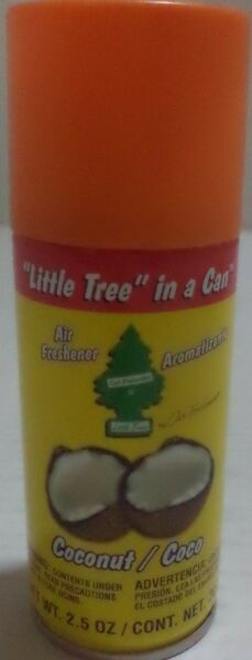 Little Tree In A Can Air Freshener Coconut Coco