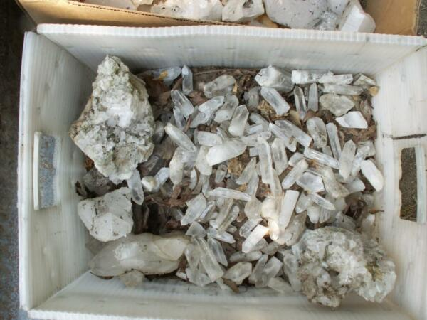Wholesale Arkansas Quartz Crystal