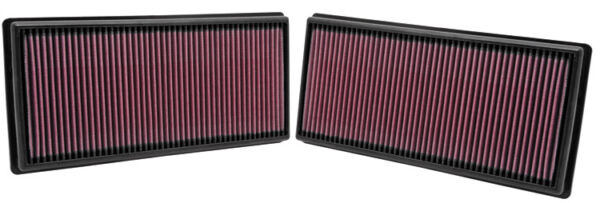 KN AIR FILTERS REPLACEMENT RANGE ROVER SPORT II 5.0i 3.0d 4.4d TDi 2012 - 2017