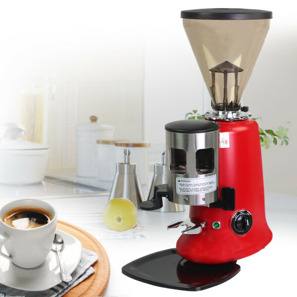 Commercial Coffee grinder pulverizer bean extract powder Cafe Americano Espresso