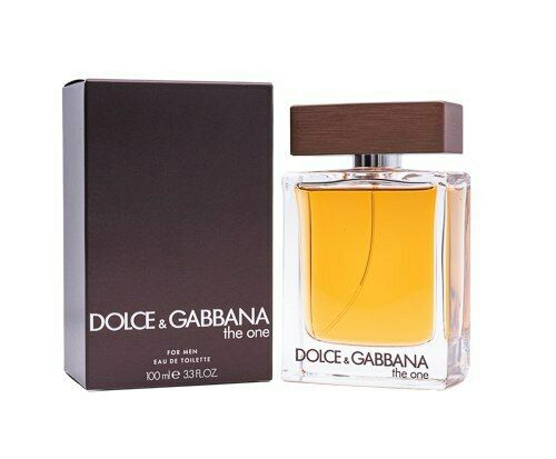 The One by Dolce amp; Gabbana Damp;G Cologne for Men 3.3 3.4 oz Brand New In Box