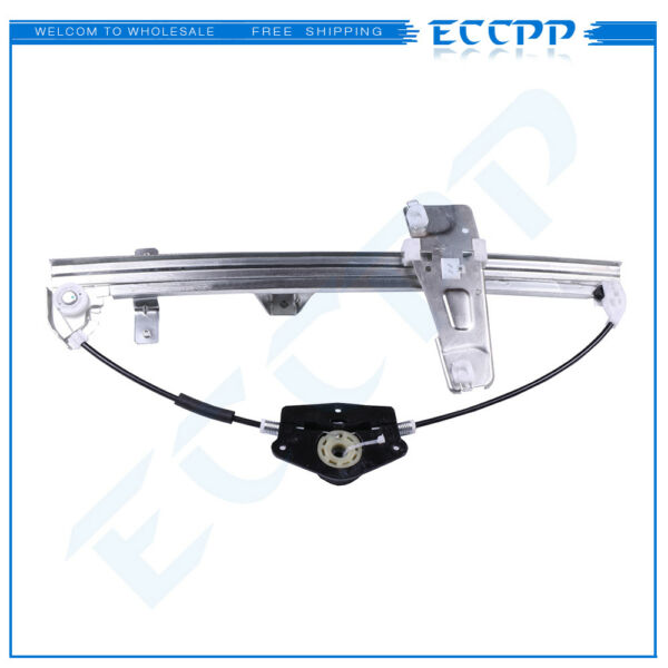 Power Window Regulator for 2000-04 Jeep Grand Cherokee Front Left Without Motor