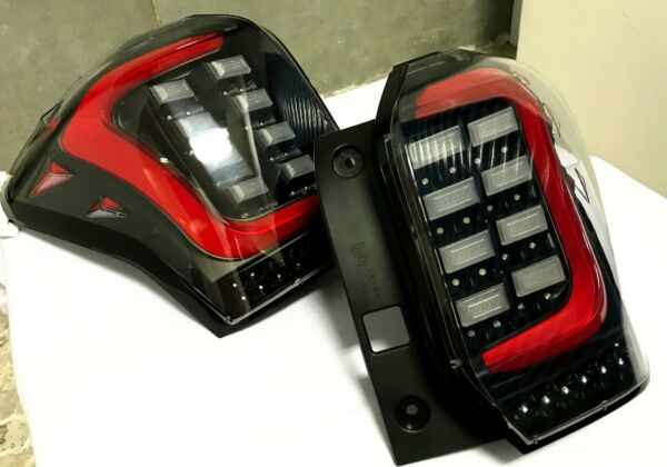 Subaru Forester SJ NEW Sequential Signal LED Tail Lights