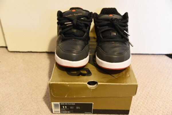 Nike SB Fuji Rod Size 11 PADS Pass As Deadstock