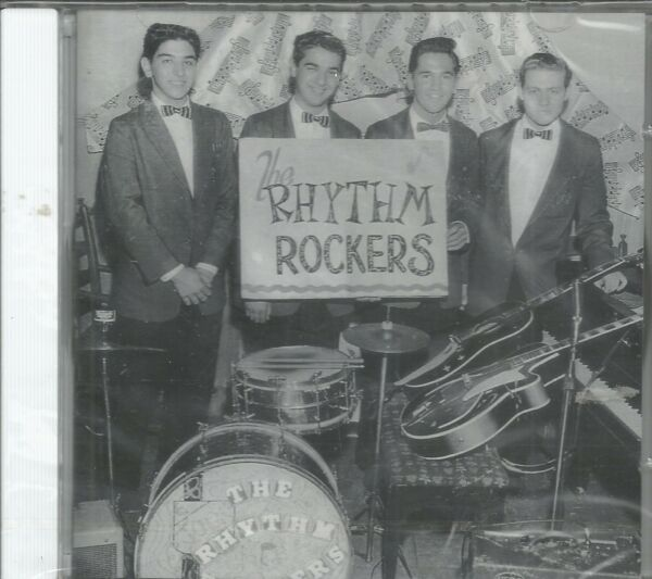 RARE FIFTIES BOSTON ROCKABILLY - Vol. 3 - The Rhythm Rockers -  BRAND NEW -  CD